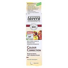 LAVERA colour correction 8in1 Camu-Camu Creme 30 Milliliter - Vorderseite