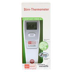 APONORM Fieberthermometer Stirn Contact-Free 3 1 Stück - Vorderseite