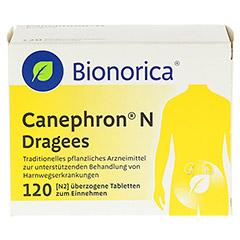 Canephron N Dragees 120 Stück N2 - Vorderseite