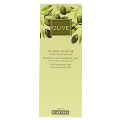 PLANTANA Olive Butter Pflege Duschbad 500 Milliliter - Vorderseite