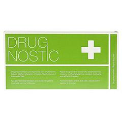 DRUGNOSTIC Drogennachweistest 2 Stück - Vorderseite