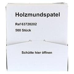 HOLZMUNDSPATEL Eco-Pack 500 Stück - Vorderseite