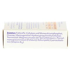 Folio forte+B12 Tabletten 60 Stück - Linke Seite