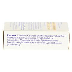 Folio jodfrei Tabletten 120 Stück - Linke Seite