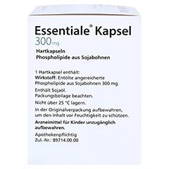 Essentiale Kapsel 300mg 250 Stück - Rechte Seite
