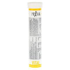 PRIMA VITAL Multivitamin+Mineral Brausetabletten 20 Stück - Rechte Seite