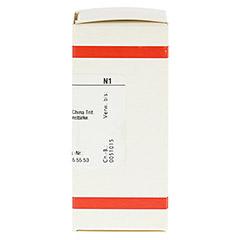 CHINA D 2 Tabletten 80 Stück N1 - Rechte Seite