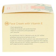 PLANTANA Aloe Vera Gesichts Creme 50 Milliliter - Rechte Seite