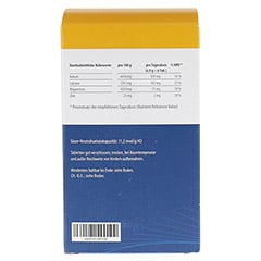 TRI.BALANCE Basentabletten 250 Stück - Rückseite