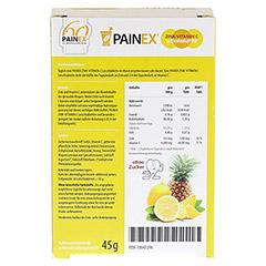 ZINK-VITAMIN C PAINEX 30 Stück - Rückseite