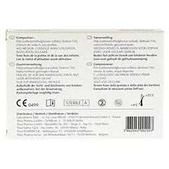 CACICOL Augentropfen 5x0.33 Milliliter - Rückseite
