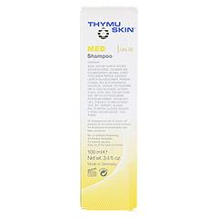 THYMUSKIN MED Shampoo 100 Milliliter - Rückseite