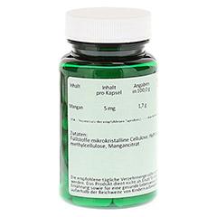 MANGAN 5 mg Citrat Kapseln 60 Stück - Rückseite
