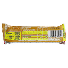 POWERBAR Ride Peanut-Caramel 55 Gramm - Rückseite