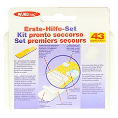 ERSTE HILFE Set 43 Teile 1 Stück - Rückseite