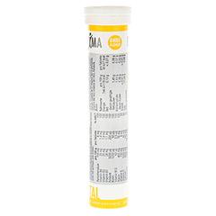 PRIMA VITAL Multivitamin+Mineral Brausetabletten 20 Stück - Rückseite