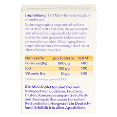 Folio forte+B12 Tabletten 120 Stück - Rückseite