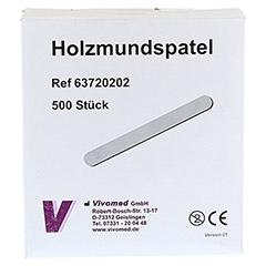 HOLZMUNDSPATEL Eco-Pack 500 Stück - Rückseite