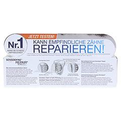 SENSODYNE Repair & Protect whitening Zahnpasta 75 Milliliter - Rückseite