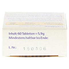 Folio jodfrei Tabletten 60 Stück - Oberseite