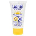 LADIVAL allergische Haut Gel Gesicht LSF 30 75 Milliliter