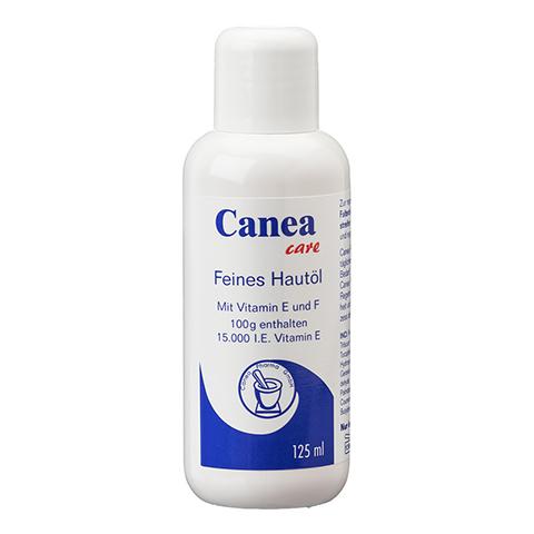 CANEA feines Hautöl Vitamin E 125 Milliliter