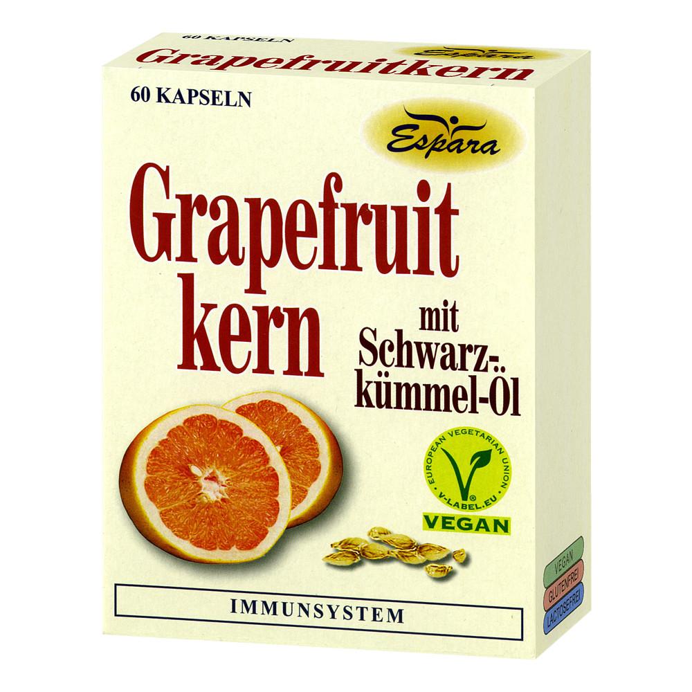 grapefruit schwarzk mmel l kapseln 60 st ck online bestellen medpex versandapotheke. Black Bedroom Furniture Sets. Home Design Ideas