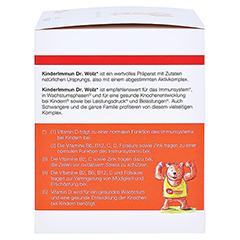 Dr. Wolz Kinderimmun Pulver 30x2 Gramm - Rechte Seite