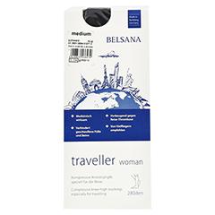 BELSANA traveller woman AD normal M schwarz 2 Stück