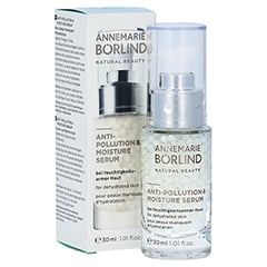 BÖRLIND Anti-Pollution & Moisture Serum 30 Milliliter