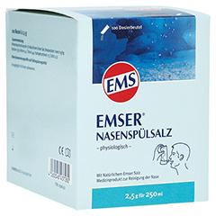 EMSER Nasenspülsalz physiologisch Btl. 100 Stück