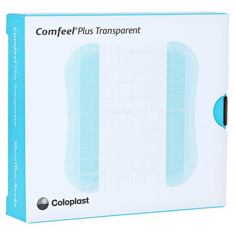 COMFEEL Plus transparenter Wundverb.10x10 cm 3533 10 Stück