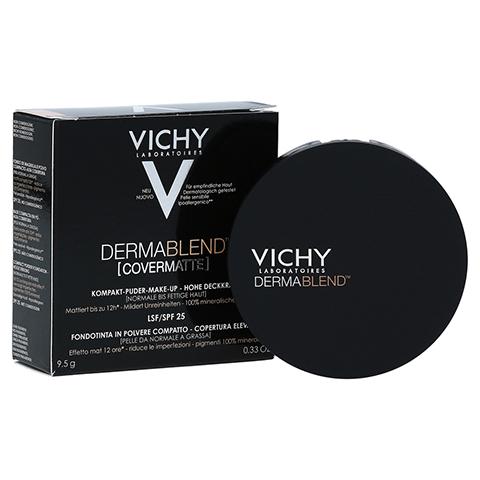 Vichy Dermablend Covermatte Kompaktpuder Nr. 25 Nude 9.5 Gramm
