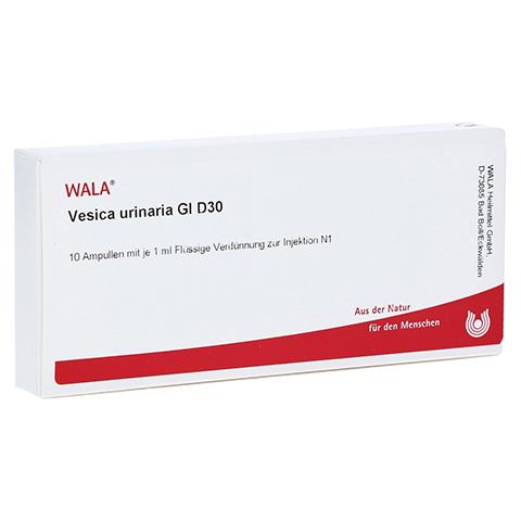 VESICA URINARIA GL D 30 Ampullen 10x1 Milliliter N1