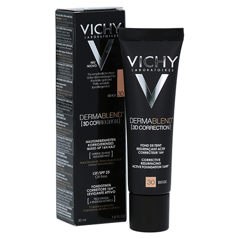 VICHY DERMABLEND 3D Make-up 30 30 Milliliter