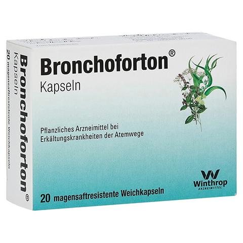 Bronchoforton 20 Stück N1