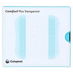 COMFEEL Plus transparenter Wundverb.10x10 cm 3533 10 Stück - Vorderseite