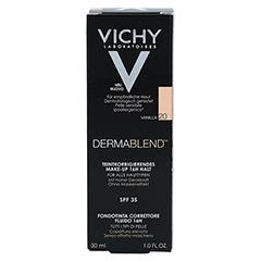 Vichy Dermablend Make-up Fluid Nr. 20 Vanilla 30 Milliliter - Vorderseite