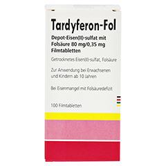 Tardyferon-Fol 100 Stück N3 - Vorderseite