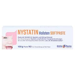 Nystatin Holsten Softpaste 100 Gramm N3 - Vorderseite