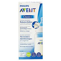 AVENT Klassik+ Flasche 260 ml 1er Pack 1 Stück - Vorderseite