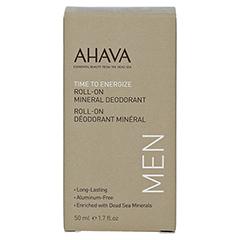 AHAVA Roll-on Mineral Deodorant men 50 Milliliter - Vorderseite