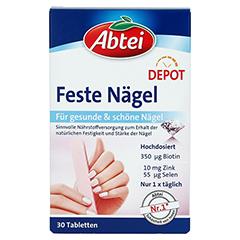 ABTEI Feste Nägel 30 Stück - Vorderseite