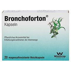 Bronchoforton 20 Stück N1 - Vorderseite