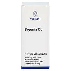 BRYONIA D 6 Dilution 50 Milliliter N1 - Vorderseite