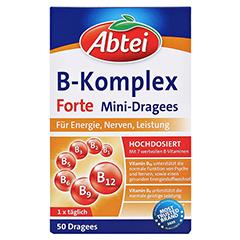 Abtei B-Komplex Forte 50 Stück - Vorderseite