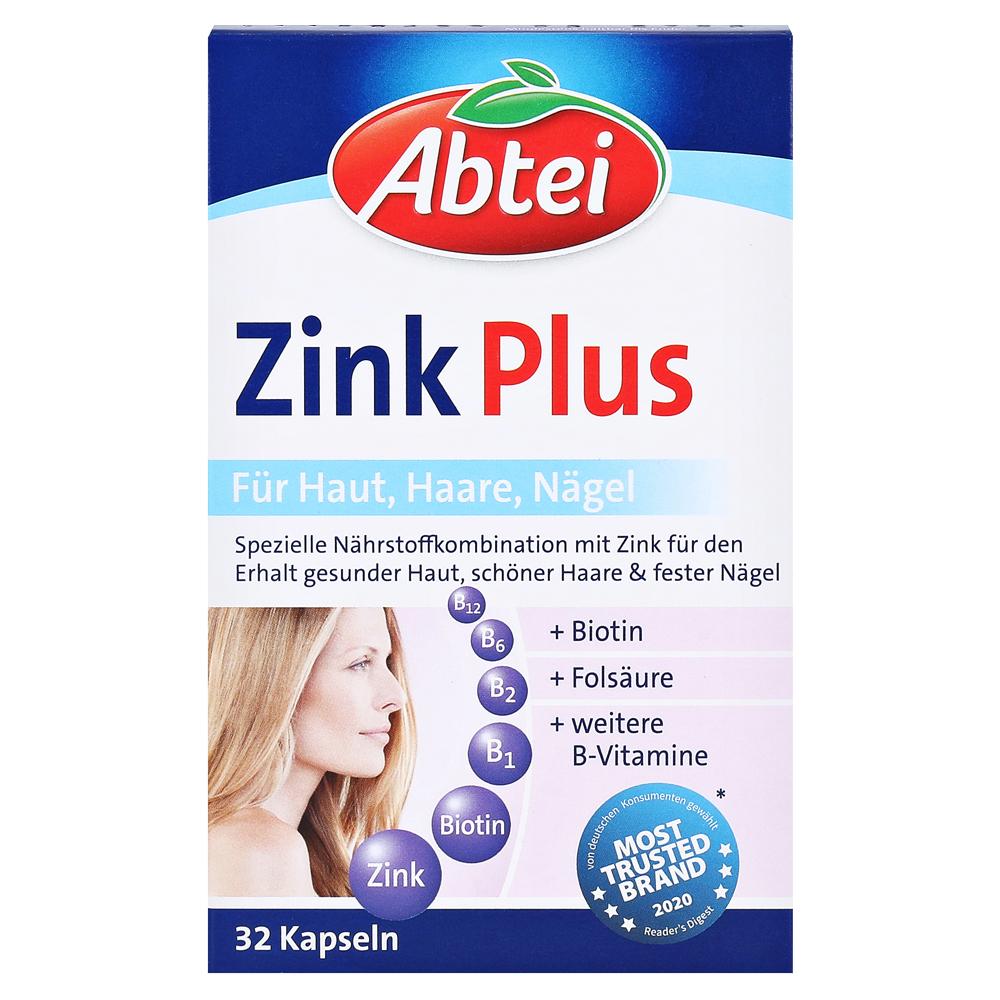 Erfahrungen Zu Abtei Zink Plus Nährstoff Kapseln 32 Stück Medpex