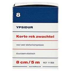 KURZZUGBINDE Ypsidur 8 cmx5 m 1 Stück - Rechte Seite