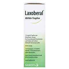 Laxoberal Abführ-Tropfen 7,5mg/ml 50 Milliliter N3 - Rechte Seite