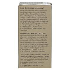 AHAVA Roll-on Mineral Deodorant men 50 Milliliter - Rechte Seite